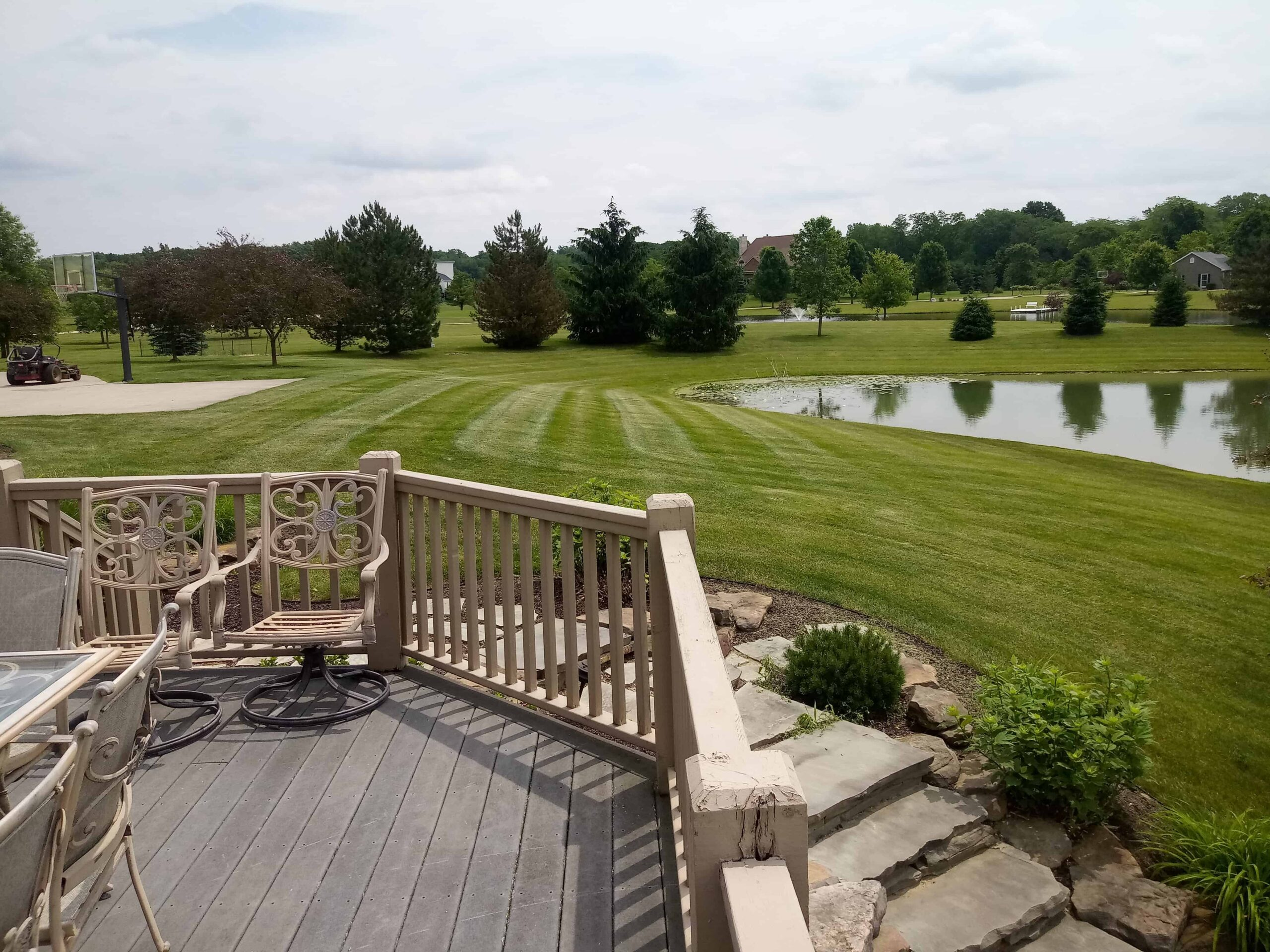 Landscaping, Hardscaping and Mowing Services, Greater Fort Wayne Area