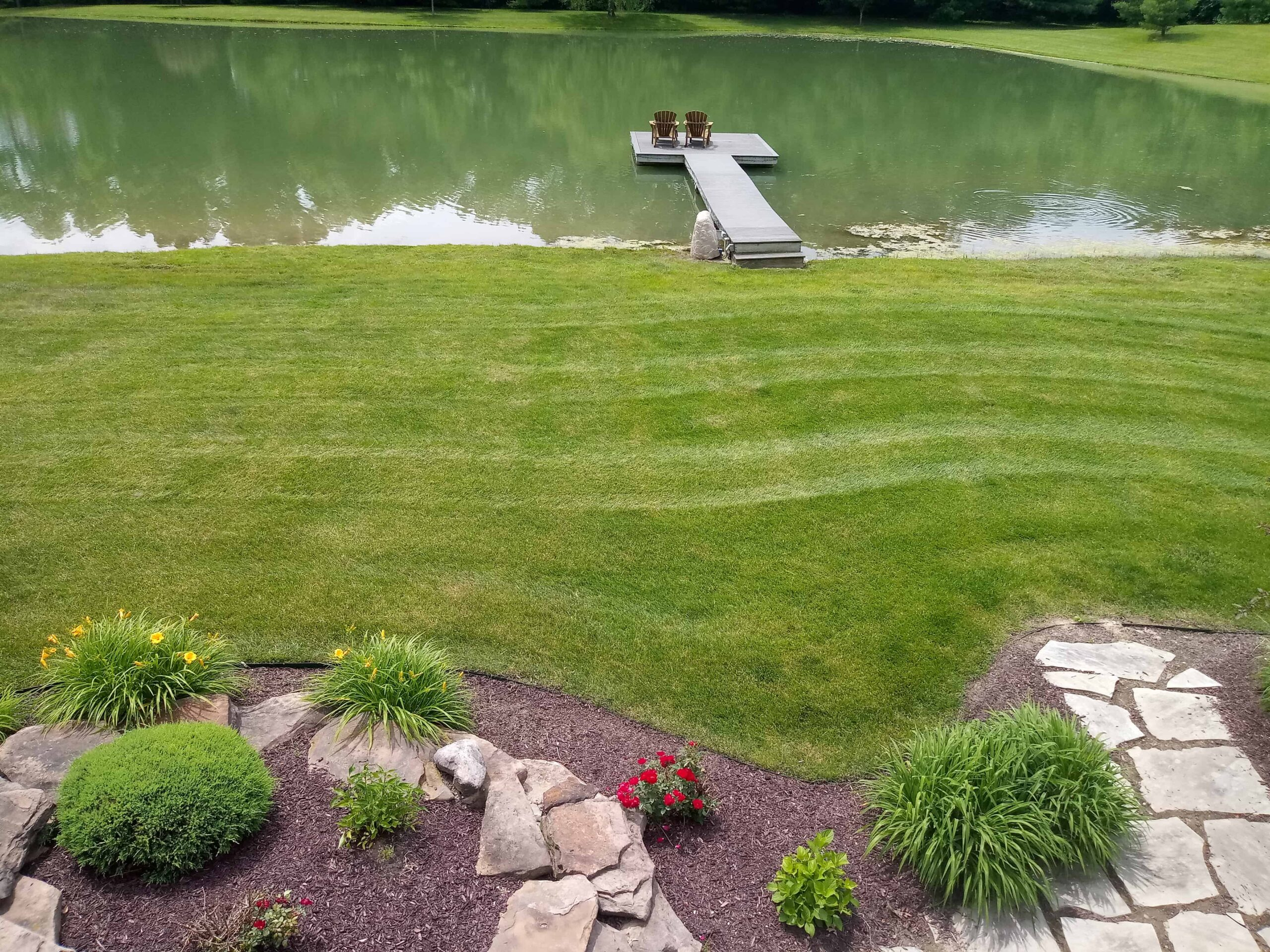 Landscaping Hardscaping, and Mowing Services, Greater Fort Wayne Area