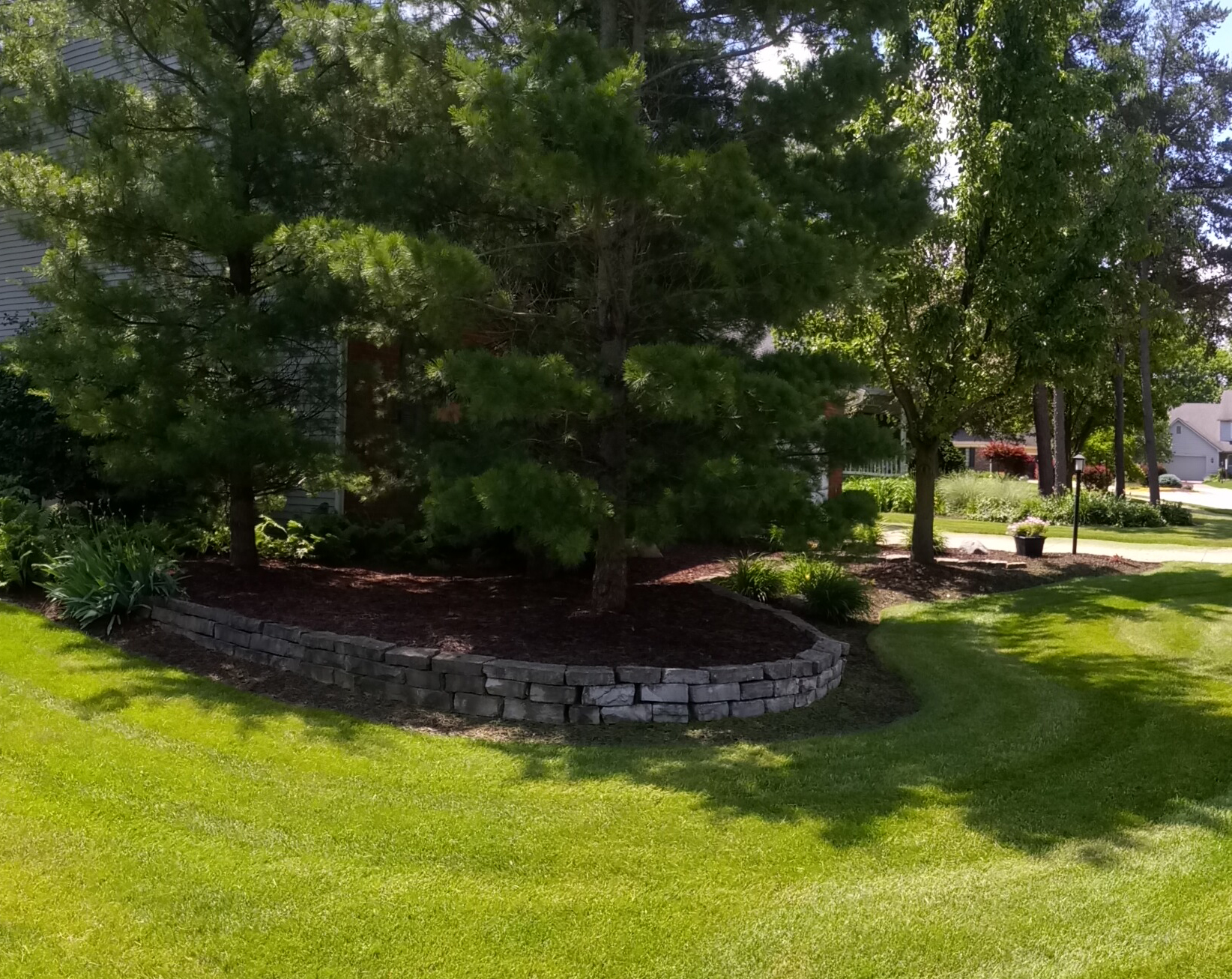 Landscaping, Hardscaping, and Mowing Services, Greater Fort Wayne Area
